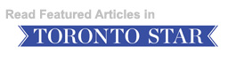 Read Featured Articles in the Toronto Star